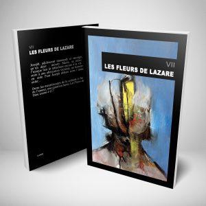 Livre LES FLEURS DE LAZARE